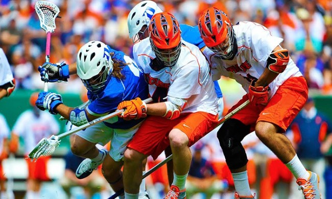 NCAA Lacrosse Championship Hits Baltimore – Guardian ...