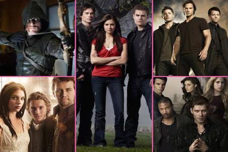 CW 2014-2015 Line-Up
