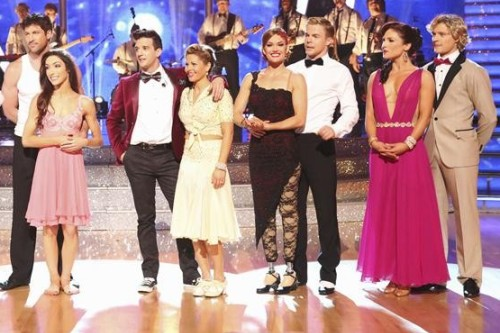 Dancing With the Stars American Icons Night (Recap & Review)