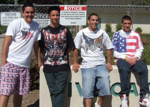 Cinco De Mayo Strikes a Nerve After 2010 American Flag Clash
