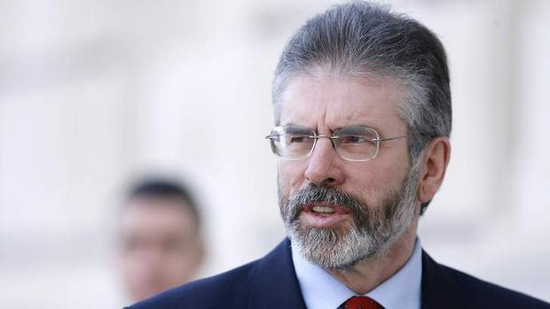 Gerry Adams IRA Sinn Fein Jean McConville