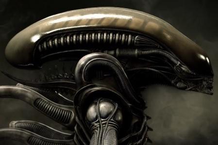 H.R. Giger Alien Artist Dead Aged 74