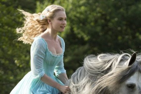 Cinderella: Disneys Live Action New Trailer