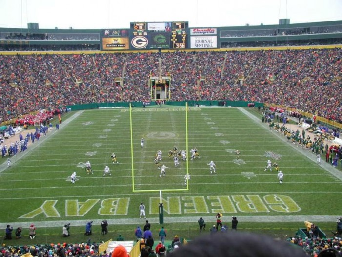 Green Bay Packers Draft No Laughing Matter: Packers Pride