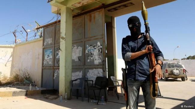Libya in Turmoil