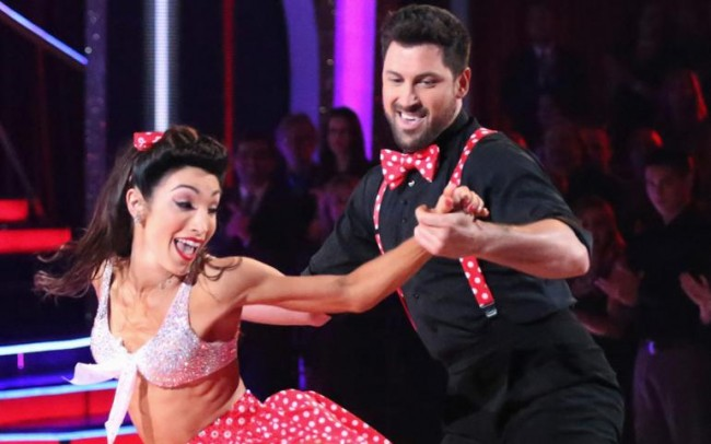 Maks and Meryl of Dancing With the Stars a Couple Off the Dance Floor?