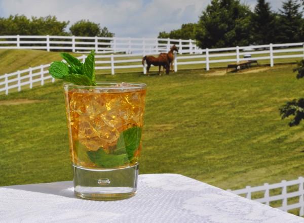 Kentucky Derby Drink of Choice: Mint Julep