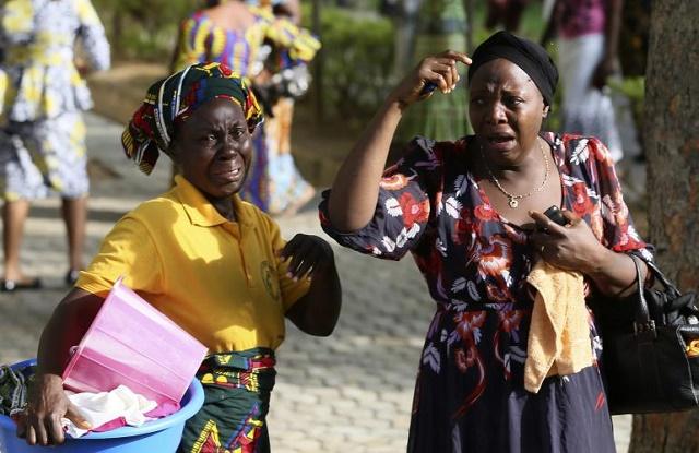 Nigerian Abducted School Girls Await Rescue