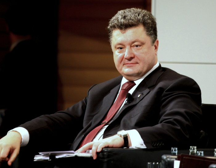 Ukrainian Elections Have Strong Showing in West, As Poroshenko Wins