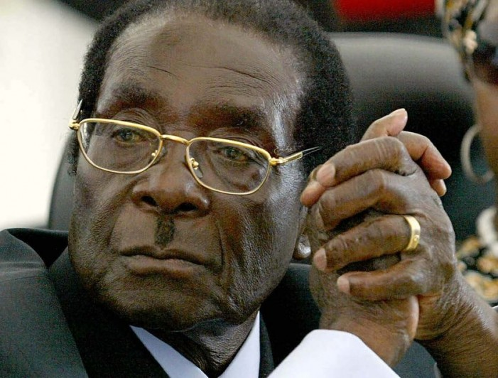 Robert Mugabe Fakes Floods for Cheap Labour