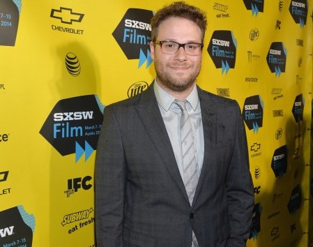 Seth Rogen Cultural Guru