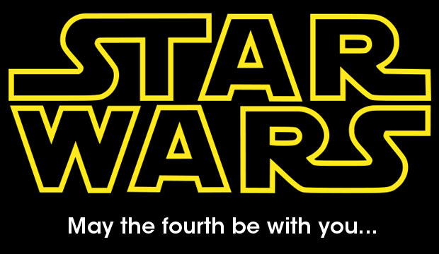 Happy May the Fourth Star Wars Fans (Video)