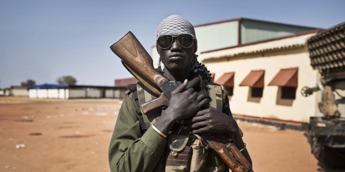 World's Youngest Country South Sudan in Civil War