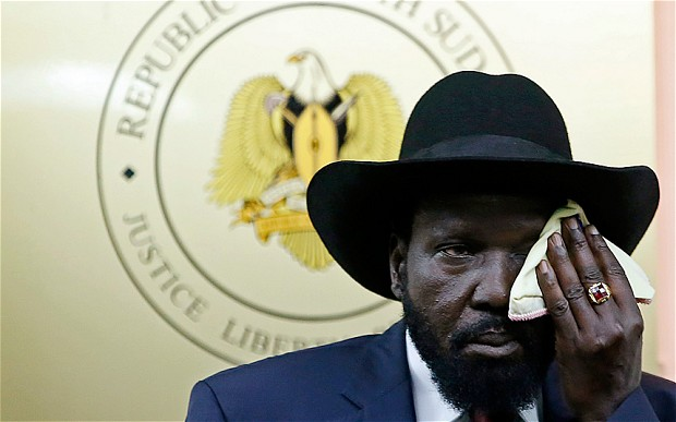 South Sudan in Civil War