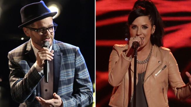 The Voice Top Five Become Terrific Three (Review)