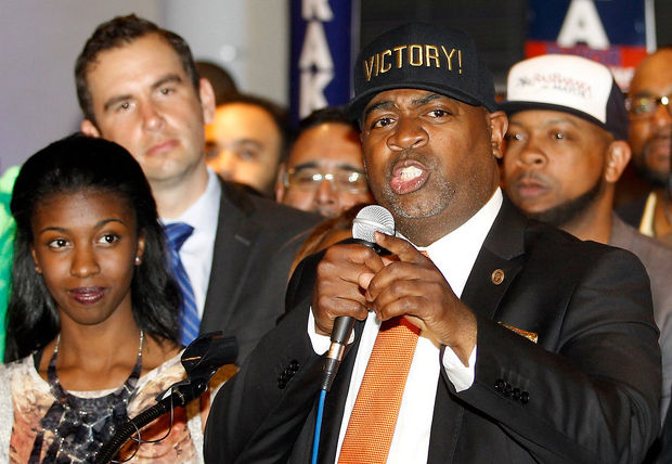 Ras Baraka Stance Against Institutional Racism in Newark Public Schools