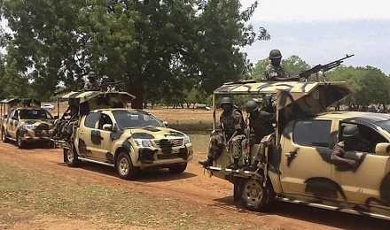 Nigerian Schoolgirls Missing 17 Days