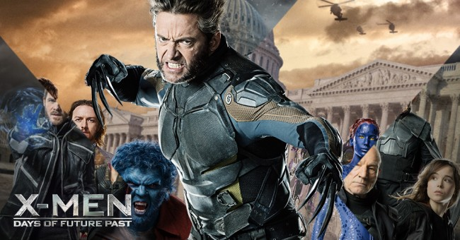 X-Men: Days of Future Past Mounts Box Office Attack to Take Over #1 Spot