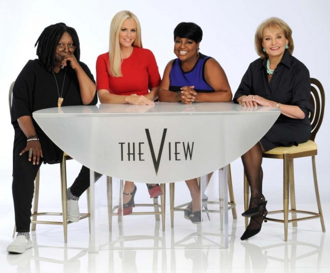 Whoopi Goldberg Sole Host of The View After ABC Lets Her Co-hosts Go