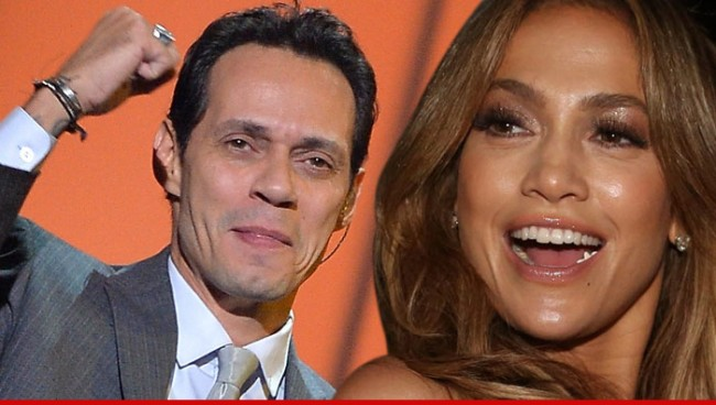 Jennifer Lopez Divorce From Marc Anthony Finalized in Court