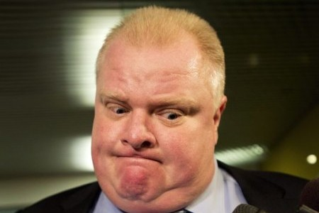 Rob Ford Having His Life and Exploits Made Into a Musical