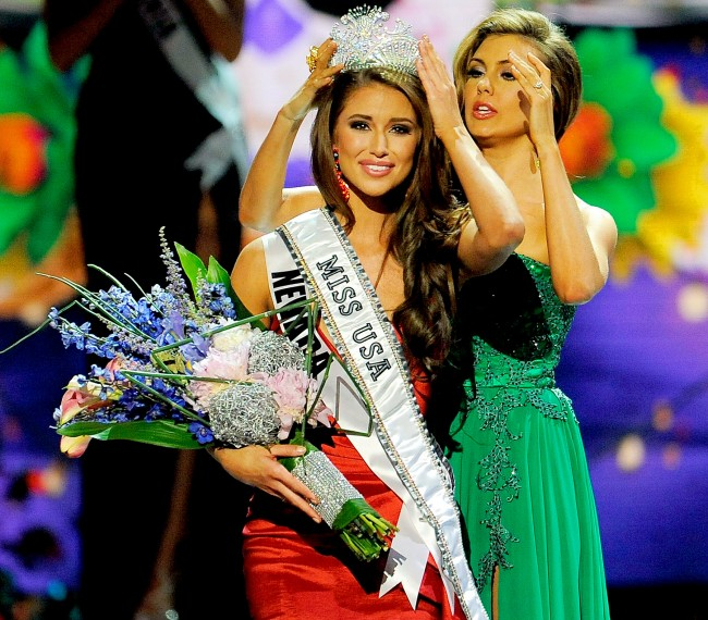 Miss USA 2014 Nia Sanchez: Critics Allege She Is Not a Nevada Resident