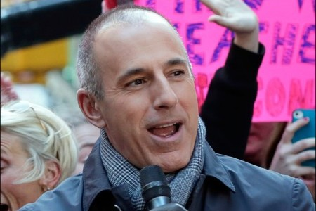 Matt Lauer Signs Contract Extension to Continue as Co-host of Today