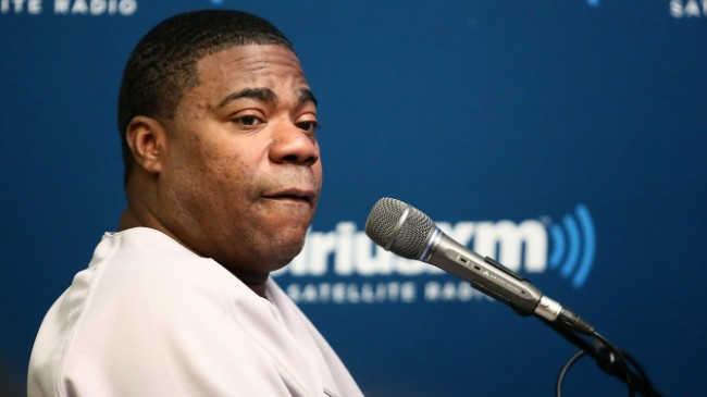 Tracy Morgan: condition Upgraded to Fair by Hospital