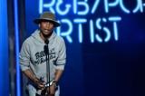 Beyonce, Pharel Williams, Niki Minaj y Lupita Nyongo  se llevan la noche en los premios BET 214