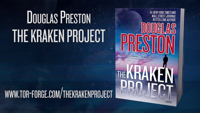 The Kraken Project by Douglas Preston (Book Review)