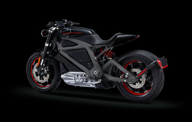 Harley-Davidson Motorcycles Go Electric [Video]