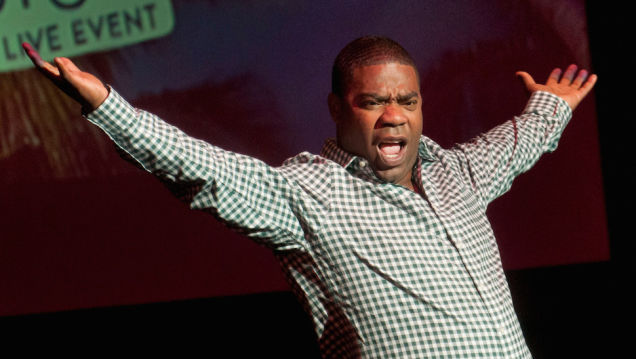 Tracy Morgan Recovering From Crash at Undisclosed Rehabilitation Center