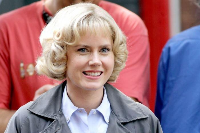 Amy Adams to Star in Tim Burton Film