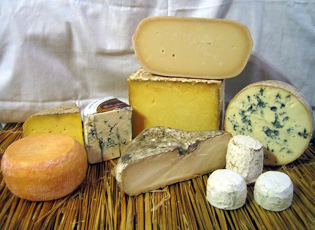 Cheese Can Be a Good Source of Calcium During Pregnancy