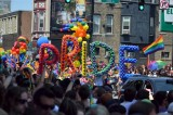 Chicago's Pride Parade Celebrates Legalizing Same-Sex Marriage