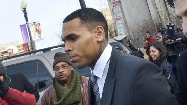 Chris Brown returns to court on September 8