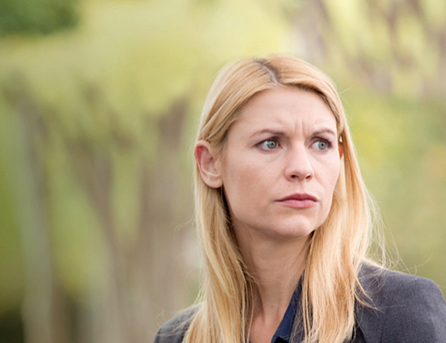 Homeland Star Claire Danes Spotted in Cape Town Shooting for Season Four