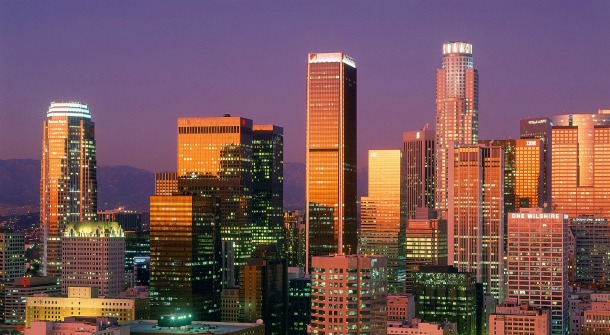 Construction in Downtown Los Angeles up Contrary to Rest of Country