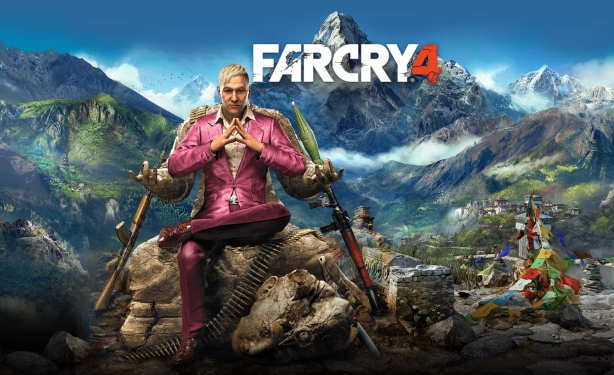 Ubisoft Shows Off Far Cry 4 Setting and Gameplay at E3 2014 [Video]