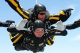 George Bush Goes Skydiving for 90th Birthday
