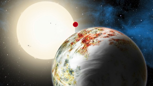 Godzilla Earth: A Newly Discovered Planet That Is a Mega-Earth Only Hotter