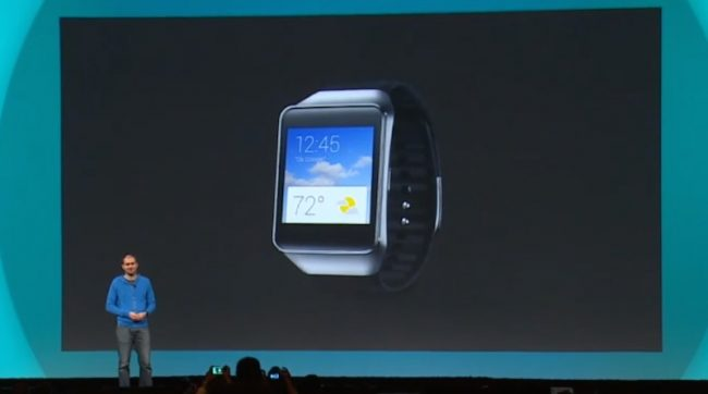 Google Announces Release of First Android Wear Devices