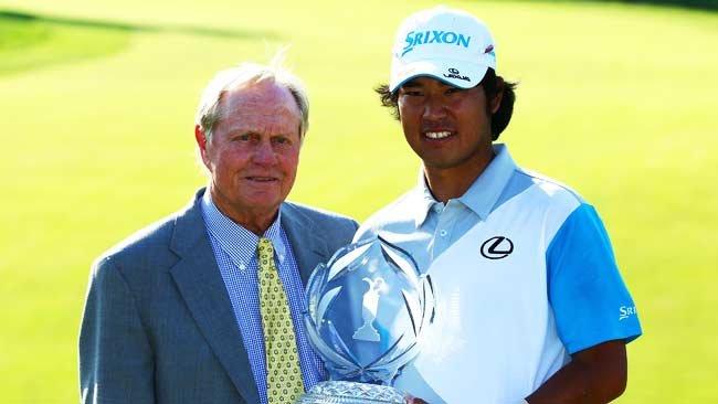 Hideki Matsuyama Golf Shots