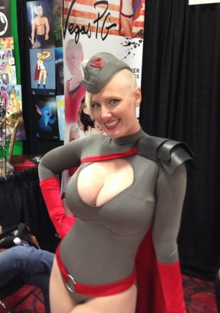 Amazing Las Vegas Comic Con Day One: Loving It