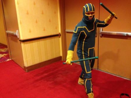 Amazing Las Vegas Comic Con Day One: Loving It