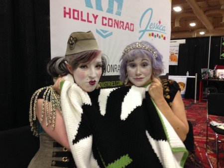 Amazing Las Vegas Comic Con: the Heroes of Cosplay Interview