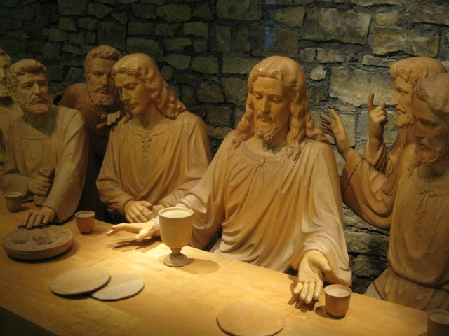 The Last Supper by Domenic Zappia