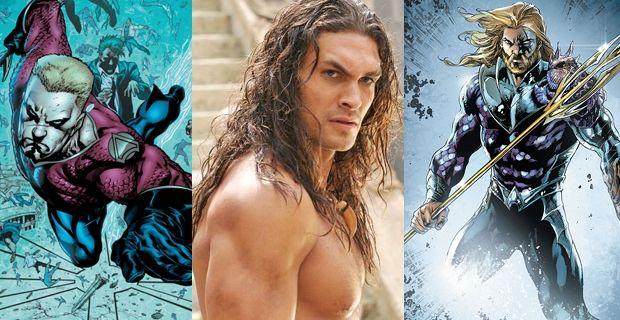 Jason Momoa Will Be Aquaman in Batman Vs. Superman