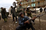 Kenya Security Forces Kill Five Suspected Militants