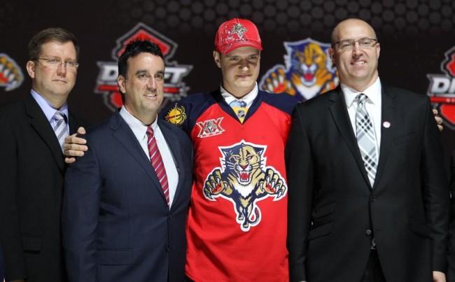 NHL Draft Florida Panthers NHL Daily